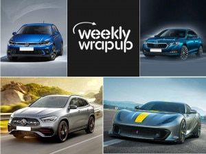 Top Car News India Volkswagen Polo Gets Facelifted Ferrari 812 Superfast Unleashed 2021 Mercedes-Benz GLA Launch Timeline Revealed Skoda Octavia 2021 Launch Delayed
