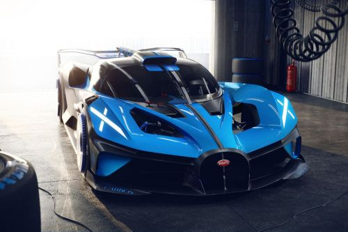 Bugatti Bolide Hypercar Bought With Dogecoin