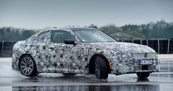 Official: New BMW M240i Will Be AWD Only, But It'll Still Do Skids