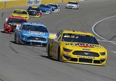Odds to win 2020 Auto Club 400 at Fontana