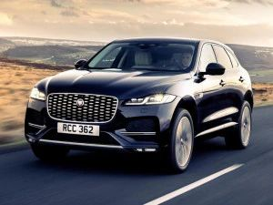 Facelifted Jaguar F-Pace Launched In India At Rs 6999 Lakh