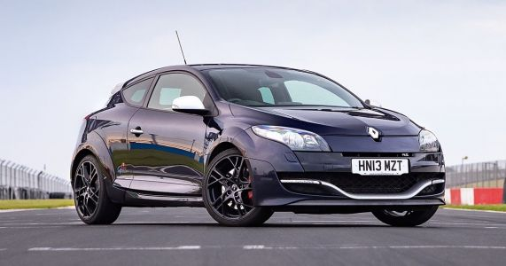 The Renault Sport Megane RB8 Is A Special Edition Hot Hatch You Forgot About