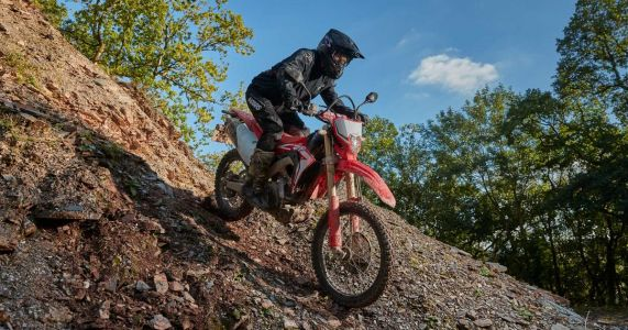 I Tried Enduro Riding For The First Time