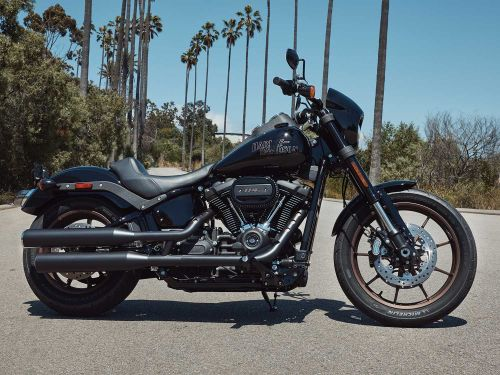 2020 Harley-Davidson Low Rider S First Look