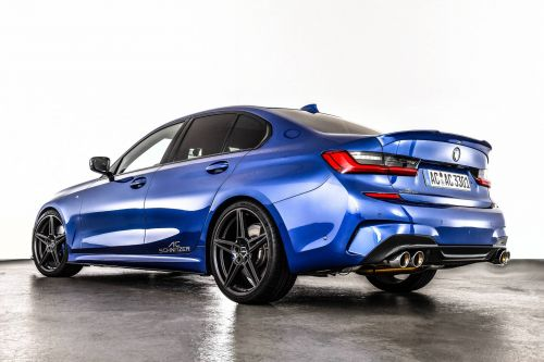 AC Schnitzer Makes Regular BMW 3 Series Look Like an M3