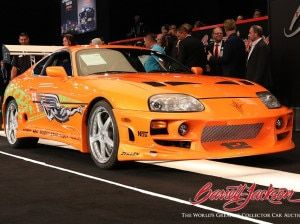 1994 Toyota Supra From First Fast Furious Installment Auctioned For Around Rs 4 Crore