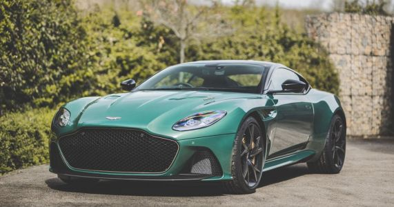 Aston Martin's 'DBS 59' Superleggera Is A Thing Of Ultimate Beauty
