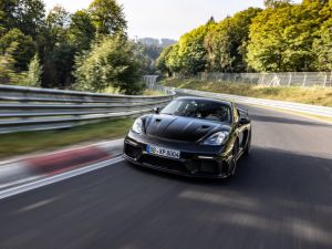 Porsche 718 Cayman GT4 RS To Debut In November 2021 Completes Final Tests At The Nurburgring