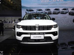 2021 Jeep Compass In Pictures Exploring All Corners Of The SUV