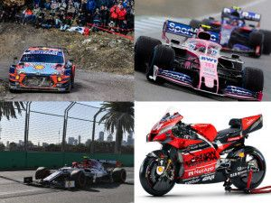 International Motorsport Roundup Two F1 Car Launch Dates 2020 MotoGP Calendar WRC Monte Carlo Rally And More