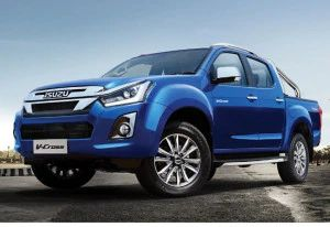 BS6 Isuzu D-Max V-Cross Specifications Colours And Variant-wise Features Leaked Ahead Of Launch
