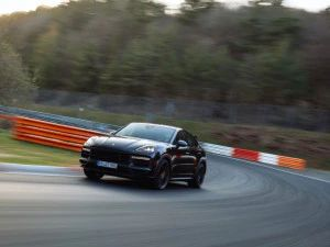 Upcoming Performance-focused Porsche Cayenne Coupe Variant Breaks Nurburgring SUV Lap Record