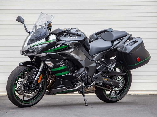 2020 Kawasaki Ninja 1000SX MC Commute Review Photo Gallery