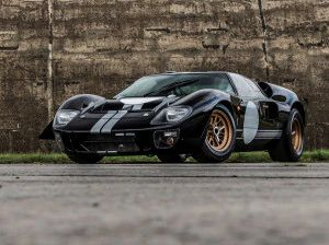 Iconic Ford GT40 Gets An Electric Makeover From Everatti And Superperformance