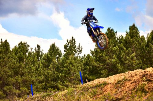2022 Yamaha YZ125 First Look Preview