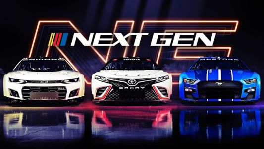 NASCAR Unveils 2022 Next-Gen Car