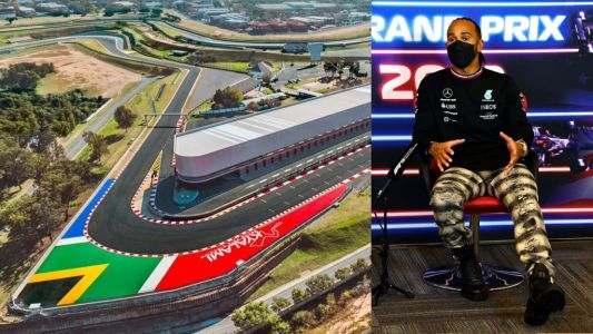 Lewis Hamilton Says South African Formula 1 Race Is Important