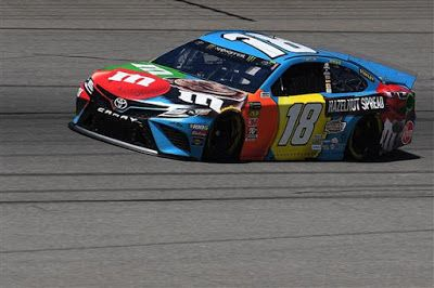 Kyle Busch is 14/5 to win 2019 Ford Ecoboost 400
