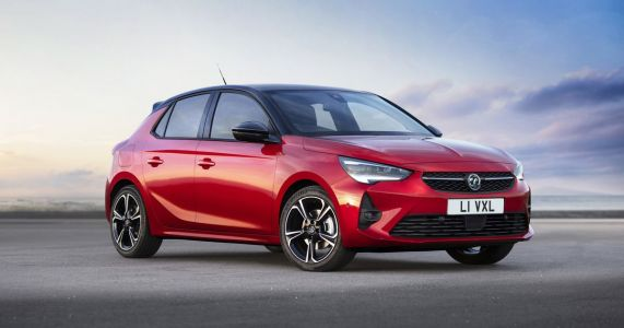 The Regular Vauxhall Corsa Is Here, And It Weighs Just 980kg