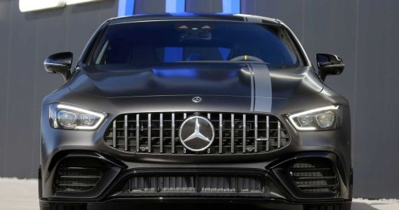 The Posaidon RS Is A Mercedes-AMG GT63 S 4 Door With Nearly 900bhp