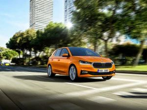 Fourth-generation Skoda Fabia Debuts Globally Could Be India-bound