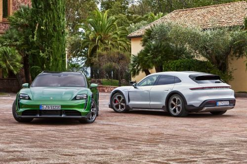 Porsche Taycan Cross Turismo Is Official With New Gravel Mode