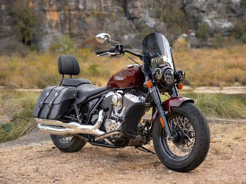2022 Indian Motorcycle Chief First Look Preview