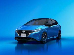 2021 Nissan Note Debuts In Japan New-gen e-Power Hybrid Powertrain Could Come To India