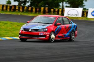 Volkswagen Developing Indias Fastest Touring Car with Wheels India