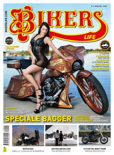 In the Bikers Life Magazine