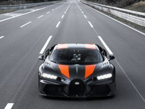 Bugatti Chiron To Get More Powerful Variants