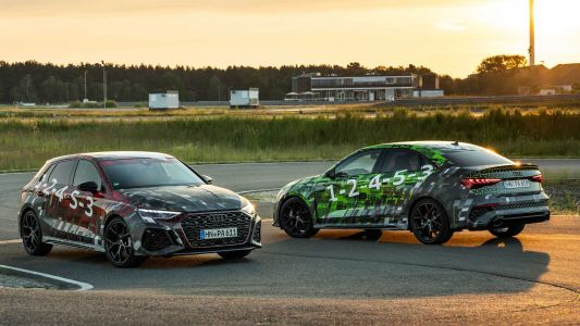 New Audi RS3 Coming With RS Torque Splitter