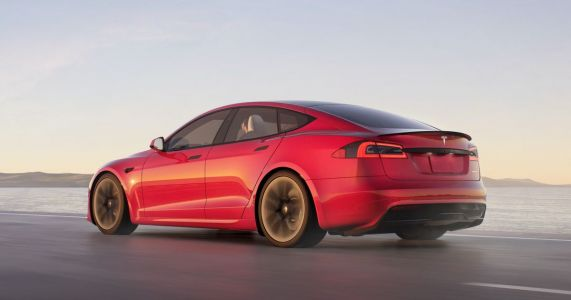 Here's Proof That The Tesla Model S Plaid Can't Do 0-60 In 1.99sec
