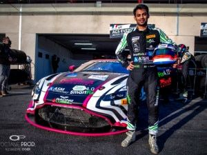 In Conversation With Akhil Rabindra Asias First Aston Martin Racing Academy Driver