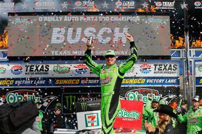 Texas Betting Preview: 2019 AAA Texas 500