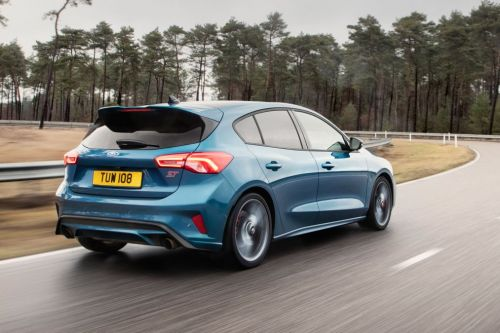 New Ford Focus ST Revealed With 276 HP