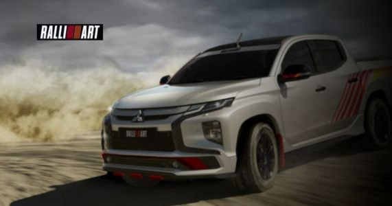 Mitsubishi Is Bringing Ralliart Back From The Dead