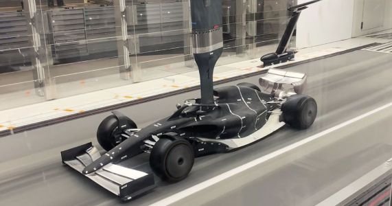 Here's Your First Proper Look At A 2021 Formula 1 Car