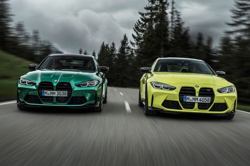 New BMW M3 and M4 Competition Pricing for South Africa