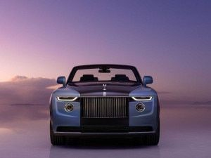 Rolls-Royce Boat Tail Image Gallery