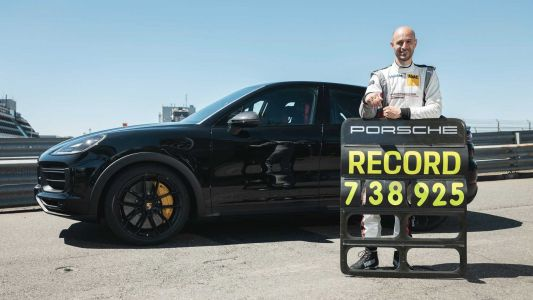 Hotter Porsche Cayenne Coupe Variant Grabs Nürburgring SUV Lap Record