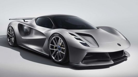 Lotus Evija May Have A Go At The Nürburgring Production Car Record