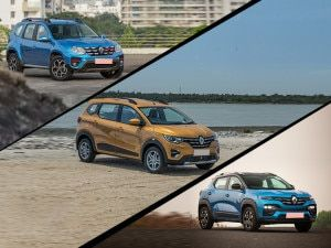 Renault Kiger Triber Duster And Kwid Get Offers Of Up To Rs 75000 In May 2021