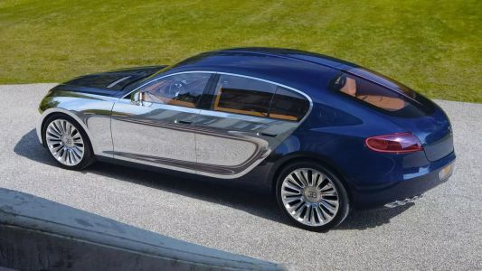 Bugatti Are Rumoured To Make An Electric Super Sedan in 2023