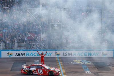 Odds to win 2019 Bluegreen Vacations 500 at Phoenix