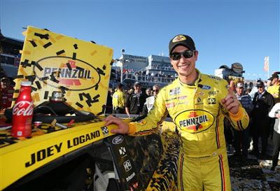 NASCAR Playoffs continue with start of Round of 12 at Las Vegas