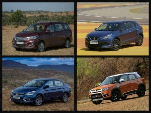 December 2020 Year-End Offers On Maruti Baleno Vitara Brezza SL6 Swift Ciaz Alto Wagon R And Others