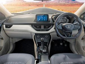 Tata Altroz And Nexons Infotainment Systems Drop Physical Knobs And Buttons
