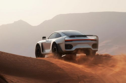 Gemballa Marsien Revealed As 'Porsche 959' Off-Road Supercar Packing 740 HP