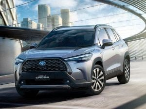 Toyota Corolla Cross Revealed In Thailand India Launch Unlikely